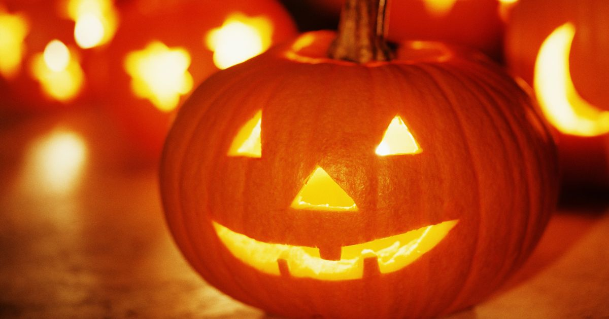 What are the rules on trick of treating for Halloween?