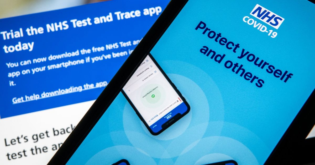 What the 'possible exposure' message means in the NHS coronavirus app