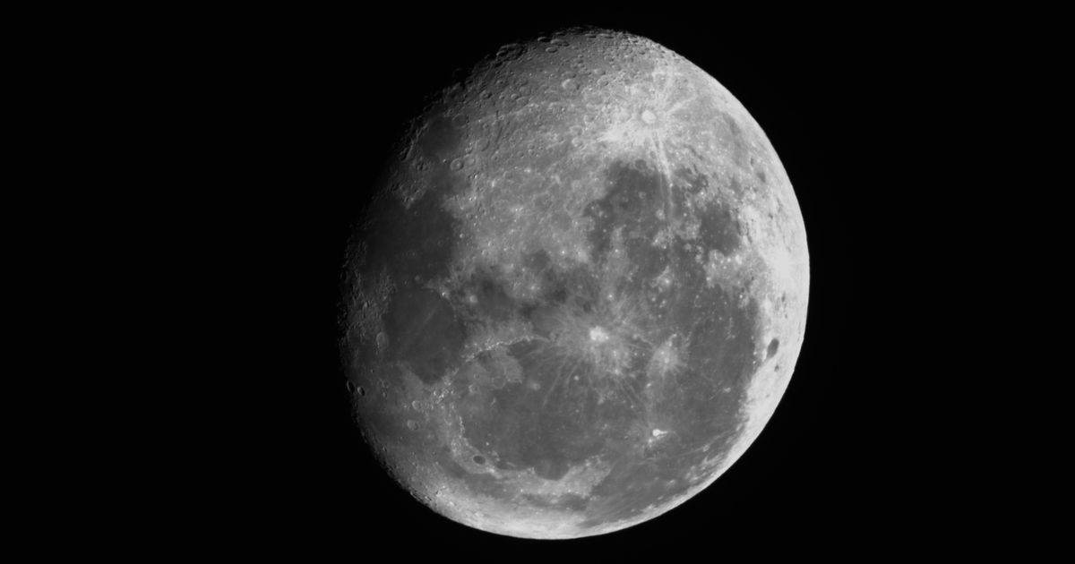 What time Nasa's Moon announcement is on Monday and what it will be