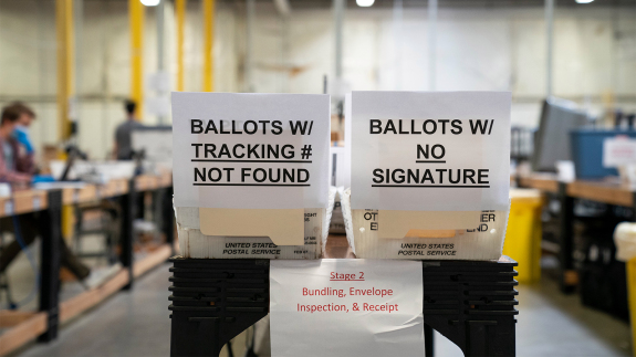 Why Rejected Ballots Could Be A Big Problem In 2020