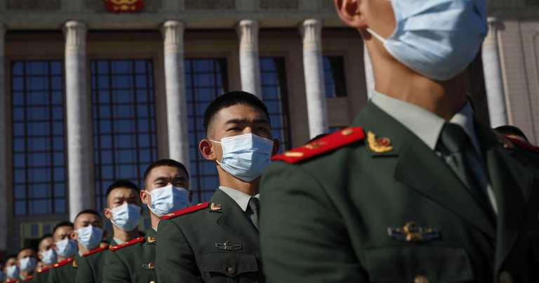 Xi vows to speed up army modernization as U.S.-China tensions mount ahead of election