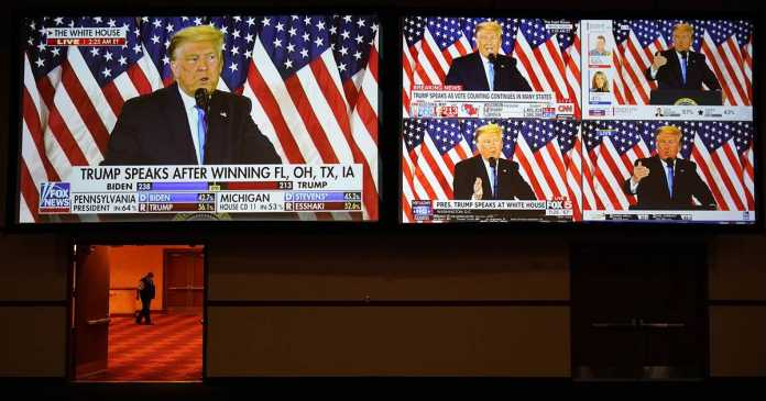 'Embolden dictators around the world': Trump's election lies reverberate globally