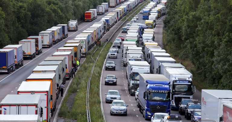 'Multiple attempts' to leave UK via Channel Tunnel lands 14 with fines