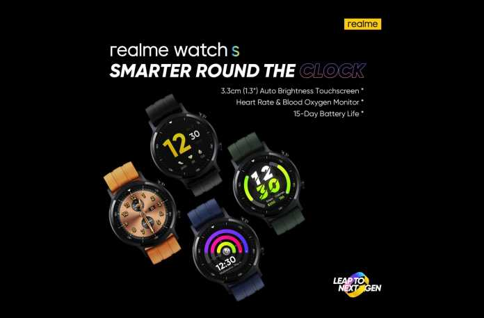 realme, New Smartwatch with 15-Day Battery Life