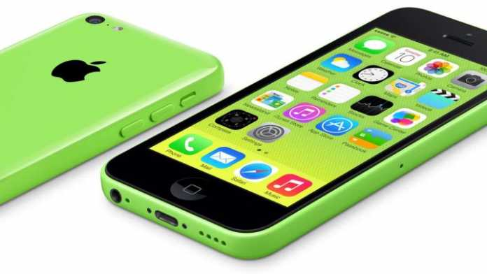 Apple puts iPhone 5c on its 'Old Products' list