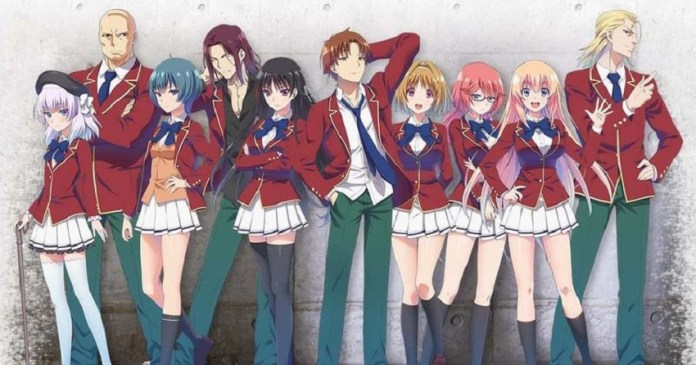 Classroom Of The Elite Season 2: More Updates Regarding The Cast, Plot, Trailer  And Release Date For Fans. 1