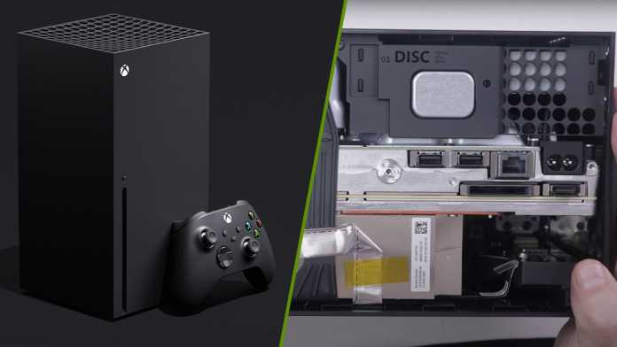 Xbox Series X dismantled! Here are the details
