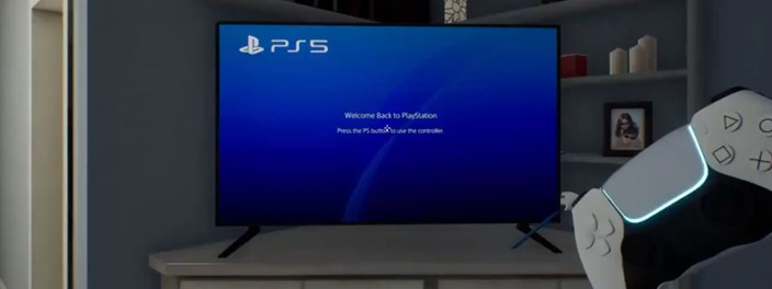 PS5 simulator: pretend you have a console on your PC