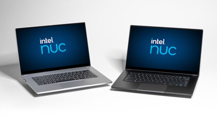 NUC M15, this is the new computer proposed by Intel