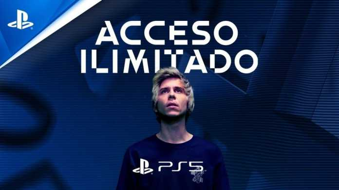 The identity of Playstation: the alien, the Rubius