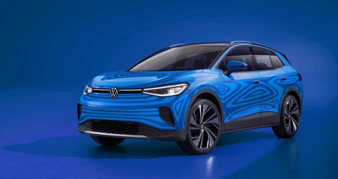 Volkswagen ID.5 Coupe SUV to be sold only in Europe