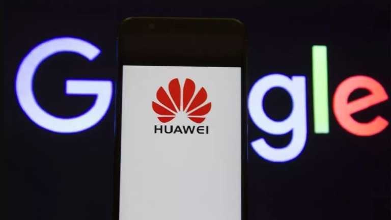 Kirin processor ban from Google to Huawei!