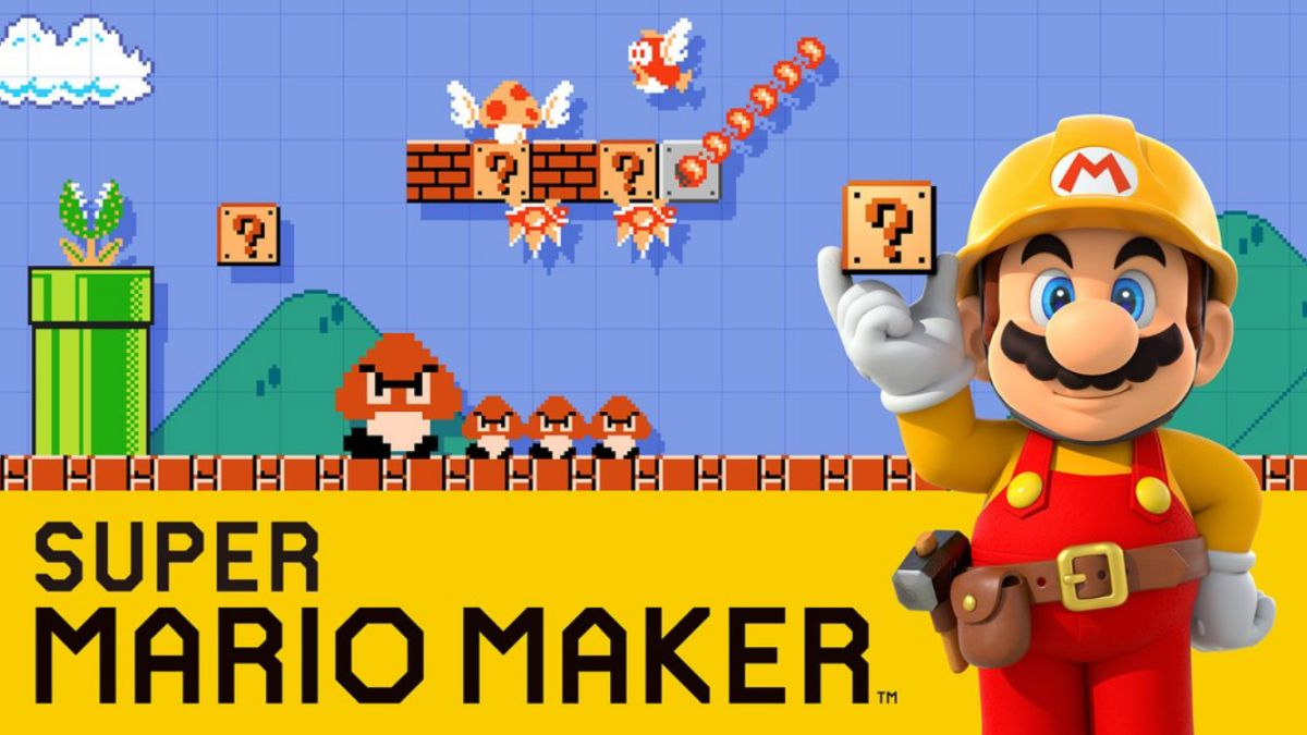 Super Mario Maker Disappears from Wii U eShop