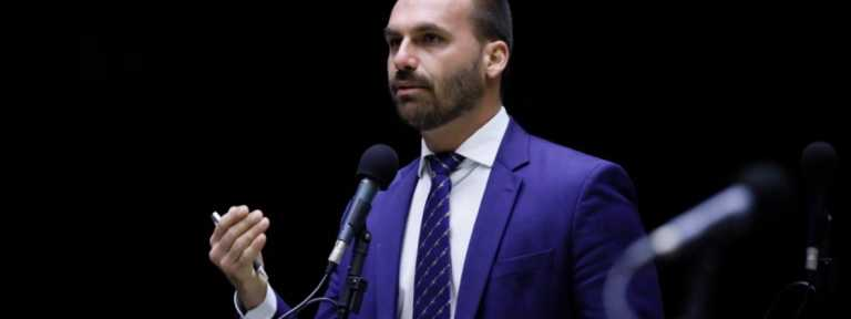 China criticizes Bolsonaro's son for 5G accusations