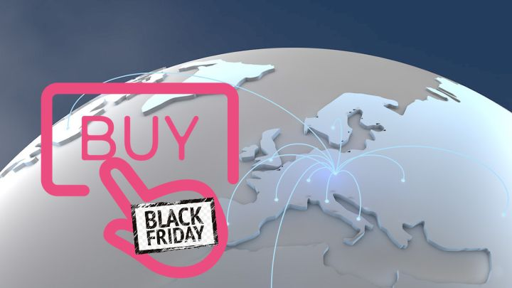 Black Friday 2020: Buy online abroad