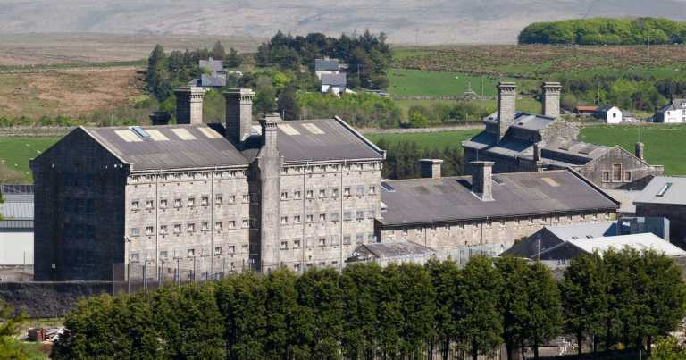 200-year-old prison is leaking rainwater because it's underfunded