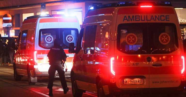 A number of people believed dead in apparent terror attack in Vienna