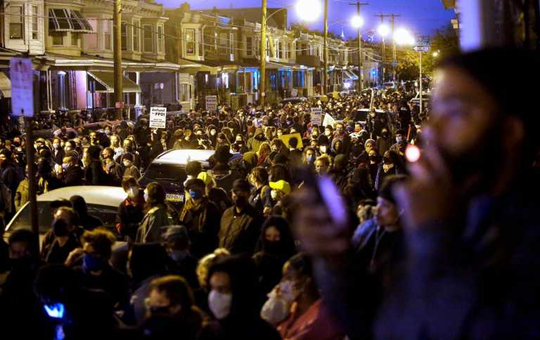After Philadelphia Police Shot and Killed Walter Wallace