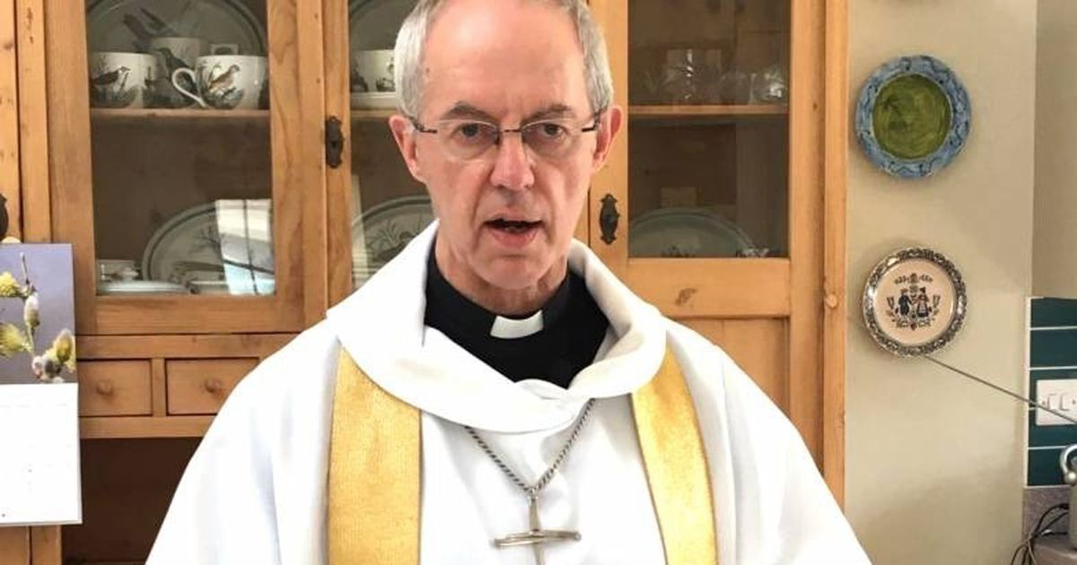 Archbishop urges people to return to church on Christmas Day