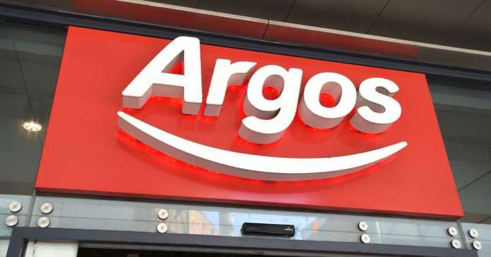 Argos issues updates on deliveries and collections