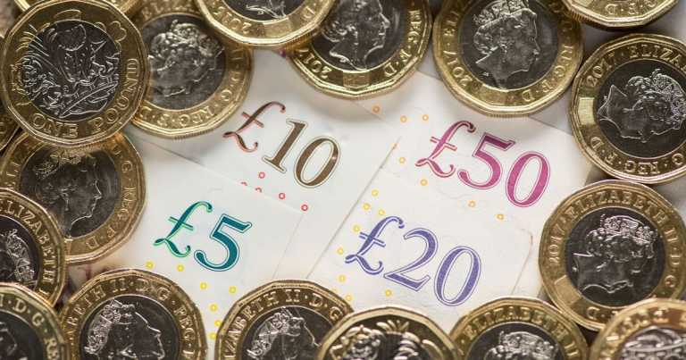 Benefits to rise by just 37p a week for millions of people in April