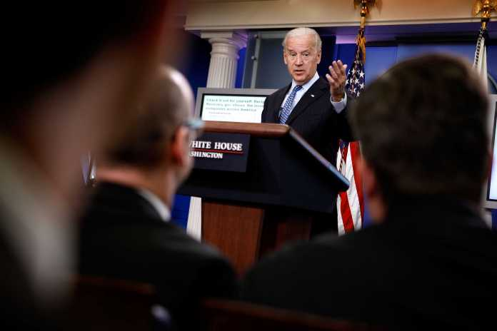 Biden is bringing back the daily briefing. Here's who is likely to be at the podium.
