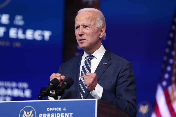 Biden transition steps up fundraising as Trump withholds federal money