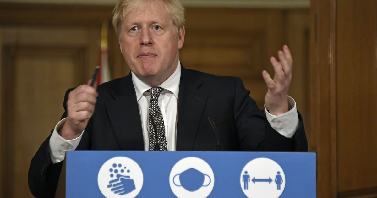 Boris Johnson to make new announcement on Covid and lockdown today