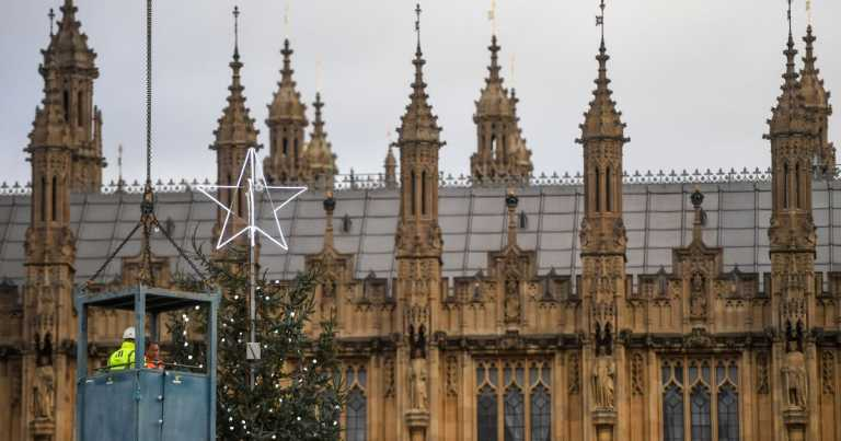 Boris Johnson to provide update on Christmas restrictions