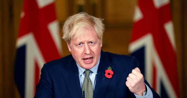 Boris Johnson urges people to get vaccine once it's available