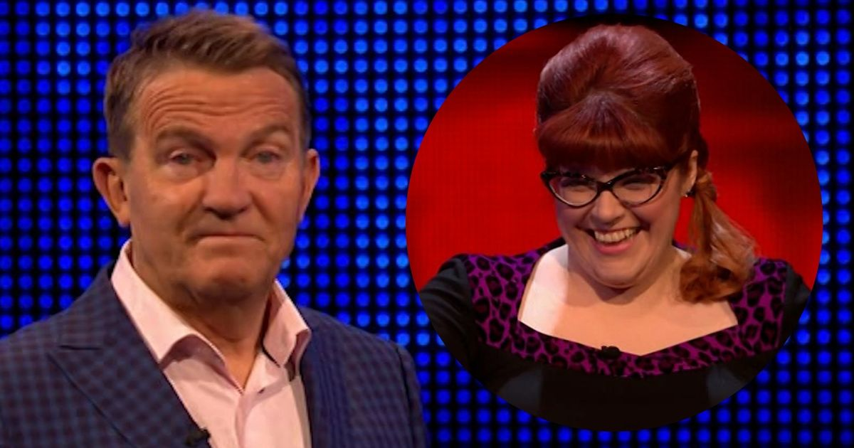 Bradley Walsh floored as The Chase co-star savagely mocks his age