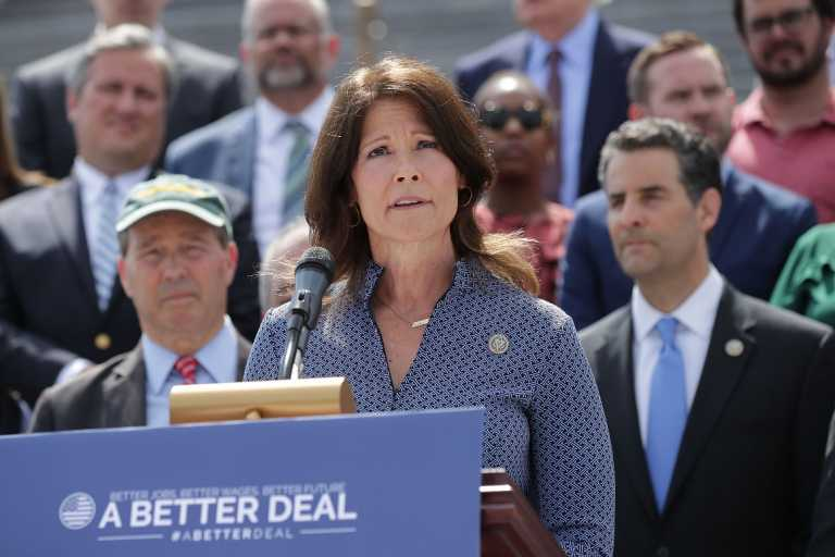 Cheri Bustos won't run for DCCC chief after House Dem losses