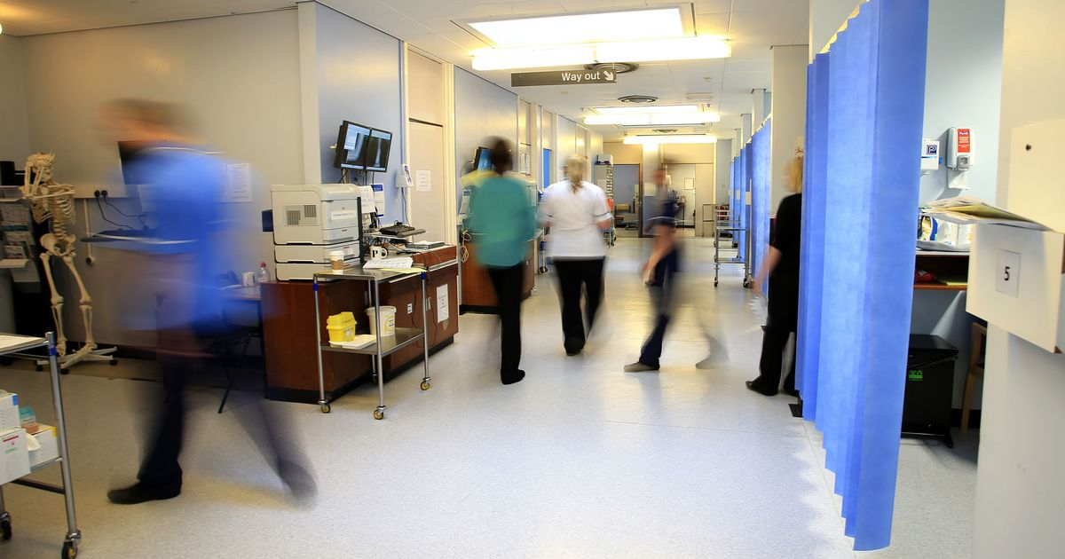 Covid hospital patients above first-wave peak in 3 regions in England
