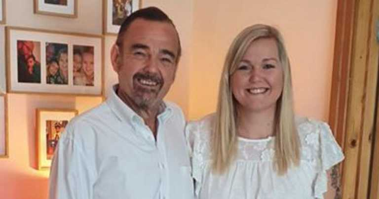 Dad and daughter become champion slimmers by losing 17 stone