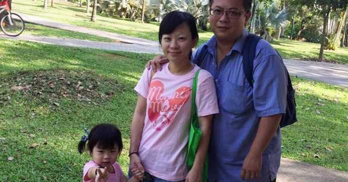 Dad who killed wife and child then slept with their bodies sentenced to death