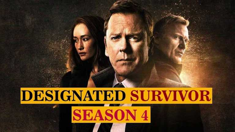 Designated Survivor Season 4: Release Date, Cast, Plot And All Details You Need To Know!!