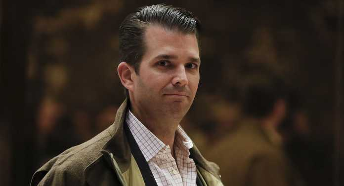 Don Jr., President Trump's son, tests positive for Covid-19