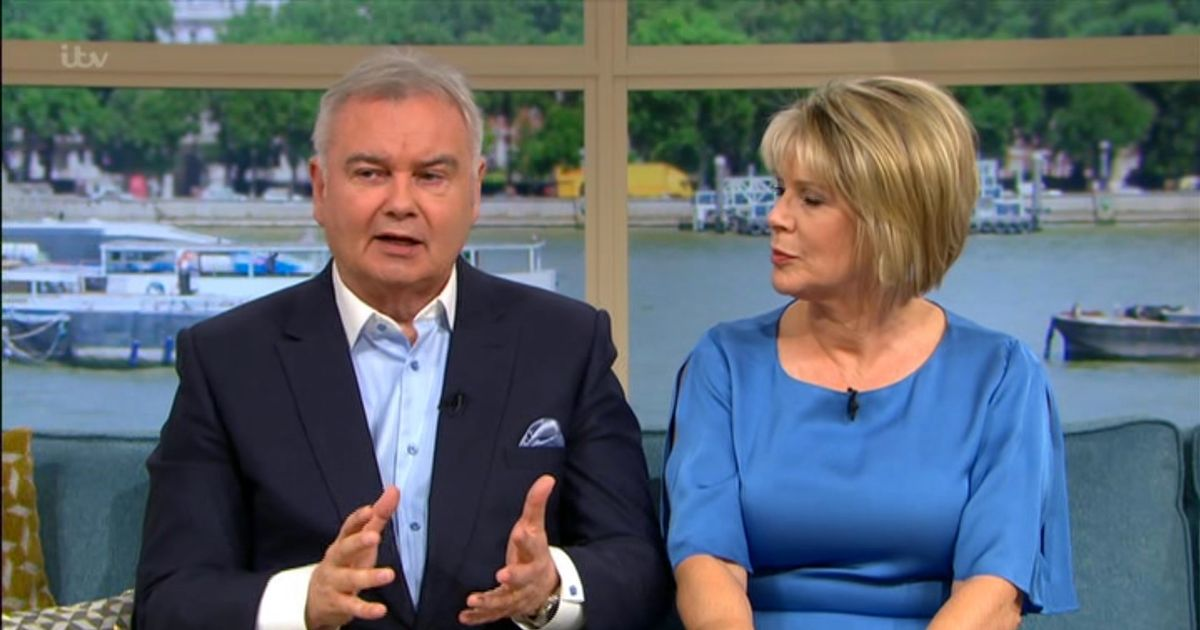 Eamonn Holmes and Ruth Langsford dropped from This Morning slot