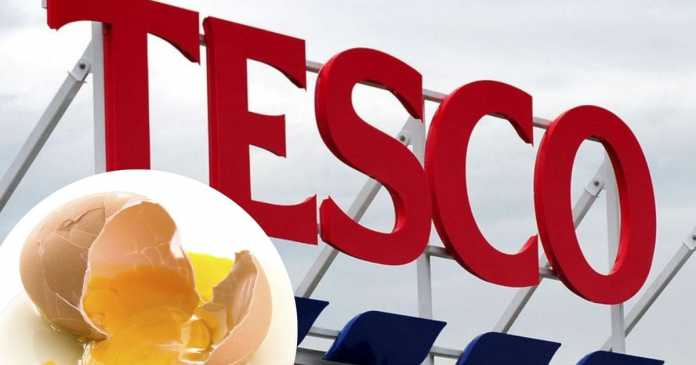 Eggs smashed as two women brawl during two-minute silence in Tesco