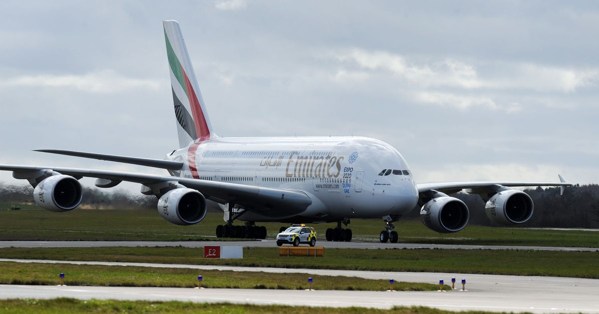 Emirates announces extra flights from UK airports to Dubai
