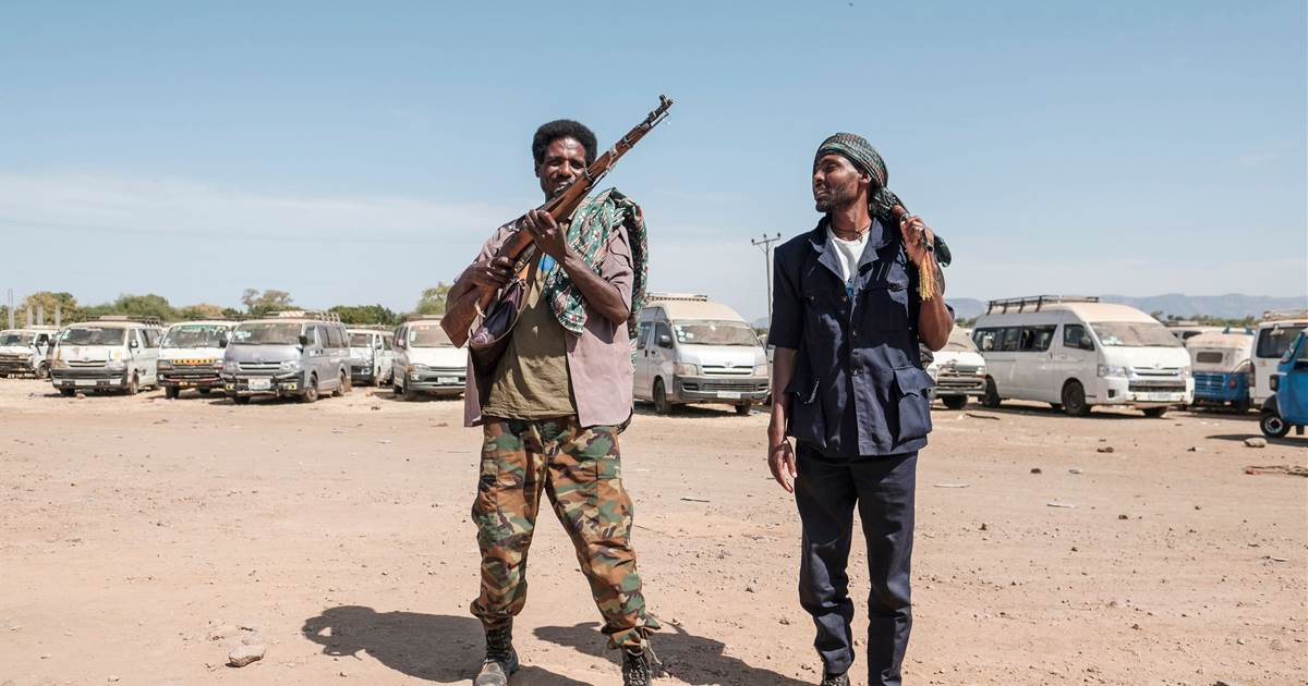 Ethiopian prime minister praises troops for victory but Tigrayans say fight is still on