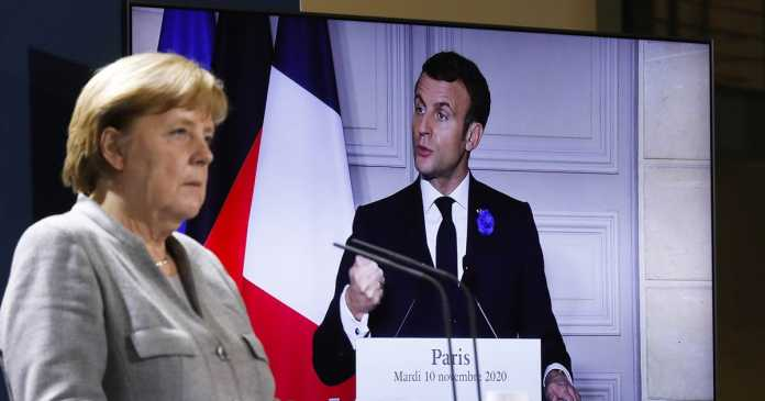 European leaders push for tighter borders after attacks