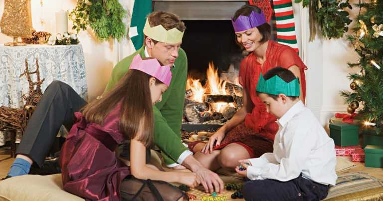 Exact details on what families can do with new relaxed Christmas rules