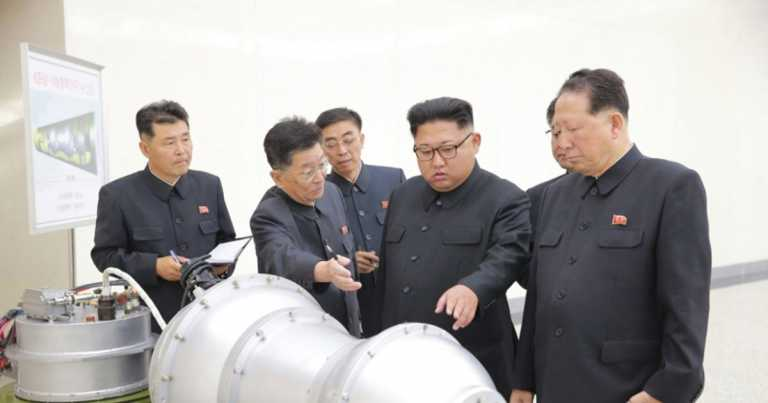 Fears North Korea building new nuclear weapons as activity seen at secret plant
