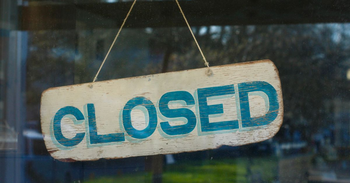 Government confirms what shops and businesses will close from Thursday