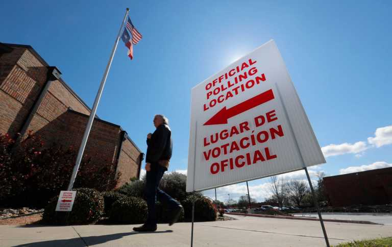 If You Can't Speak English, Good Luck Voting in Trump's America