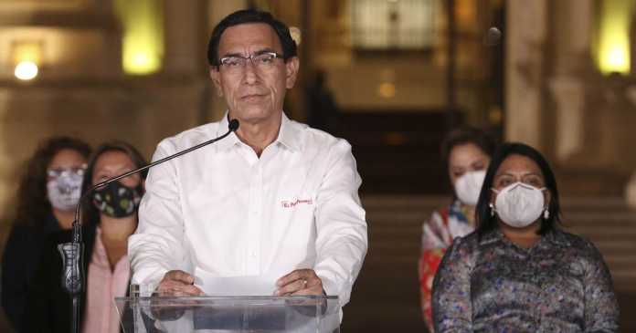In Peru, turmoil over impeachment, ouster of its popular president