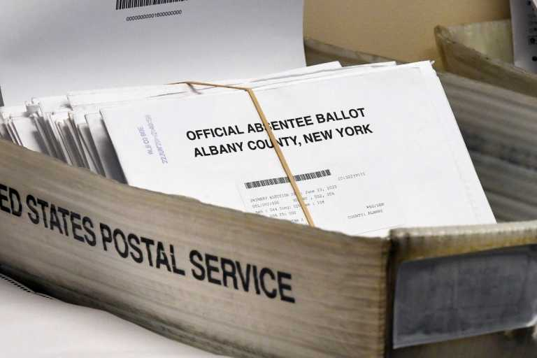 Intel agencies still see no evidence of foreign attack on mail ballots