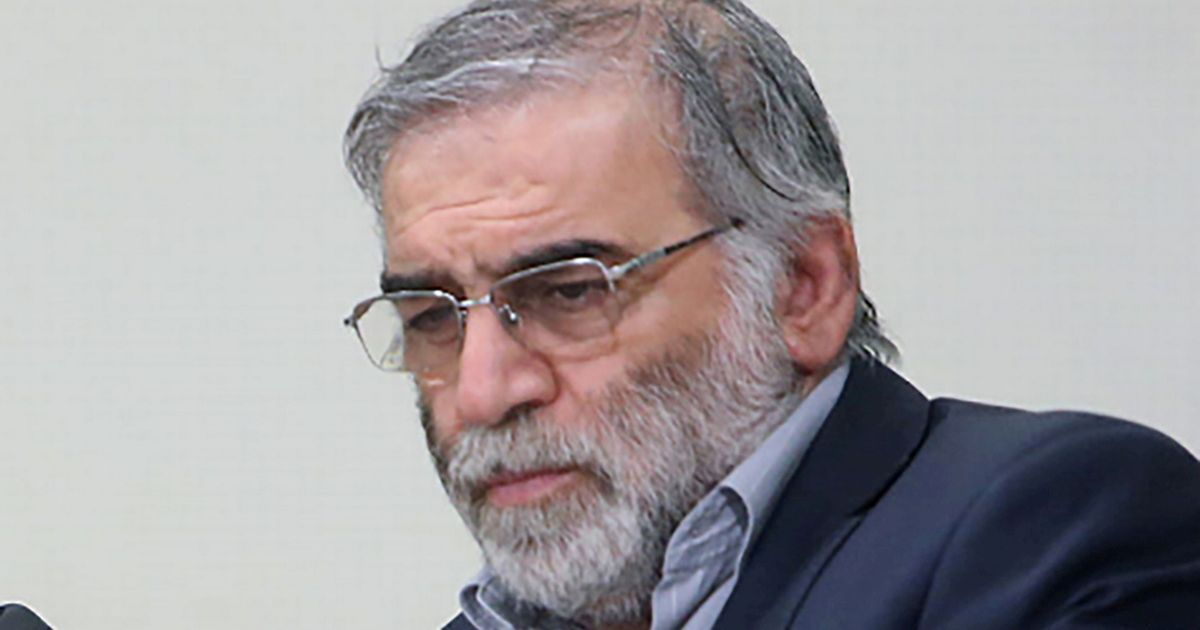 Iran vows to retaliate as top nuclear scientist shot dead in assassination