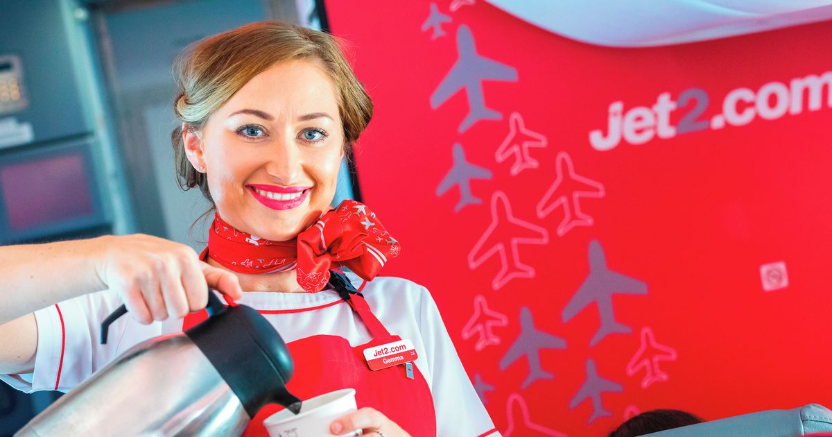 Jet2 announces hundreds of new jobs at latest UK airport base